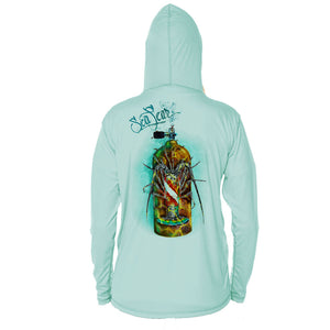 Lobster Tank Long Sleeve Performance Hoody