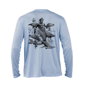 Neptune Long Sleeve Performance Tee
