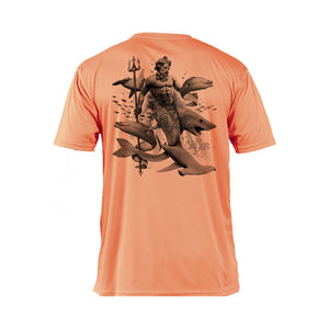 Neptune Short Sleeve Performance Tee
