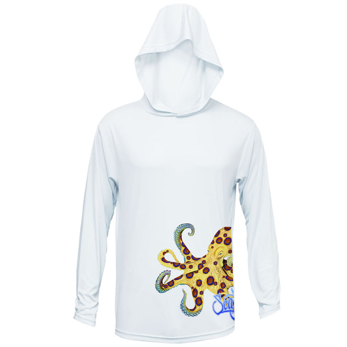 Ring Octo (Side Wrap) Long Sleeve Performance Hoody
