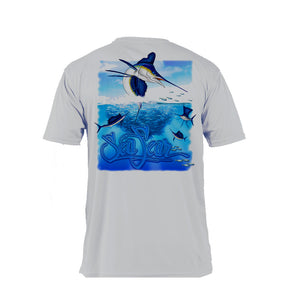 Sailfish Short Sleeve Performance Tee