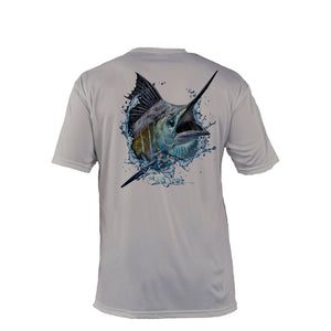 Sailfish Strike Short Sleeve Performance Tee