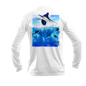 Sailfish Long Sleeve Performance Tee