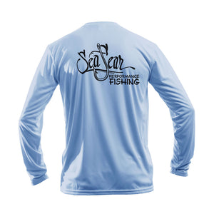 Sea Fear Fishing Long Sleeve Performance Tee