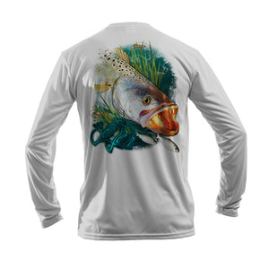 Sea Trout Long Sleeve Performance Tee