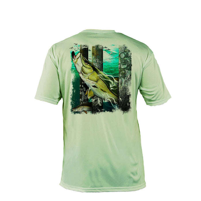 Snook Short Sleeve Performance Tee