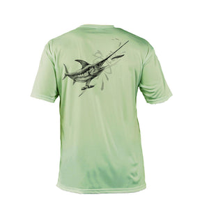 Swordfish Short Sleeve Performance Tee