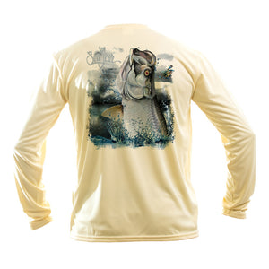 Tarpon Long Sleeve Performance Tee