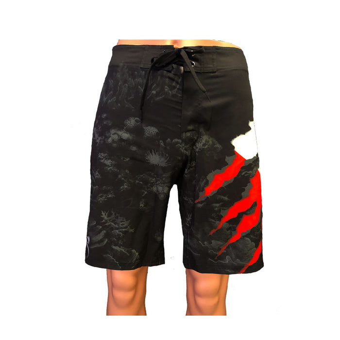 Torn Flag Board Shorts