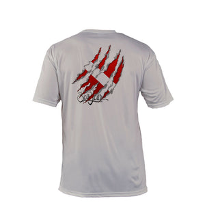 Torn Flag Short Sleeve Performance Tee