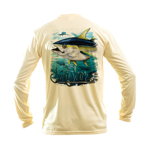 Tuna Long Sleeve Performance Tee