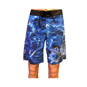 Water Camo Board Shorts
