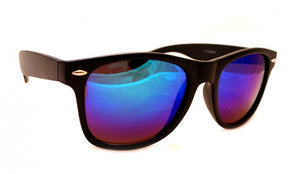 REVO Blue & Green Wayfarer - mrkjekk.no
