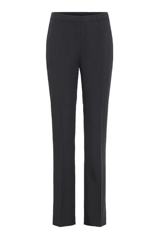 NANNA PANTS - SOLID - BLACK