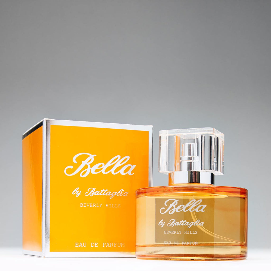 Bella by Battaglia. Sweet and ambrosial, Bella is a vivacious fragrance for women who are attracted to a playful scent.