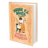 Madam C. J. Walker Builds a Business Book Cover
