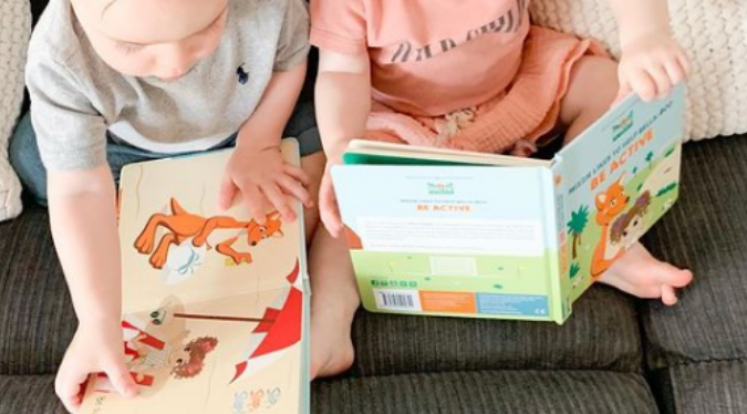 Touch and Feel baby books