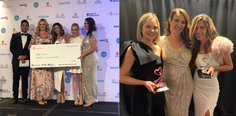 Mizzie takes 2nd place for PRODUCT INNOVATION at the Ausmumpreneur Awards