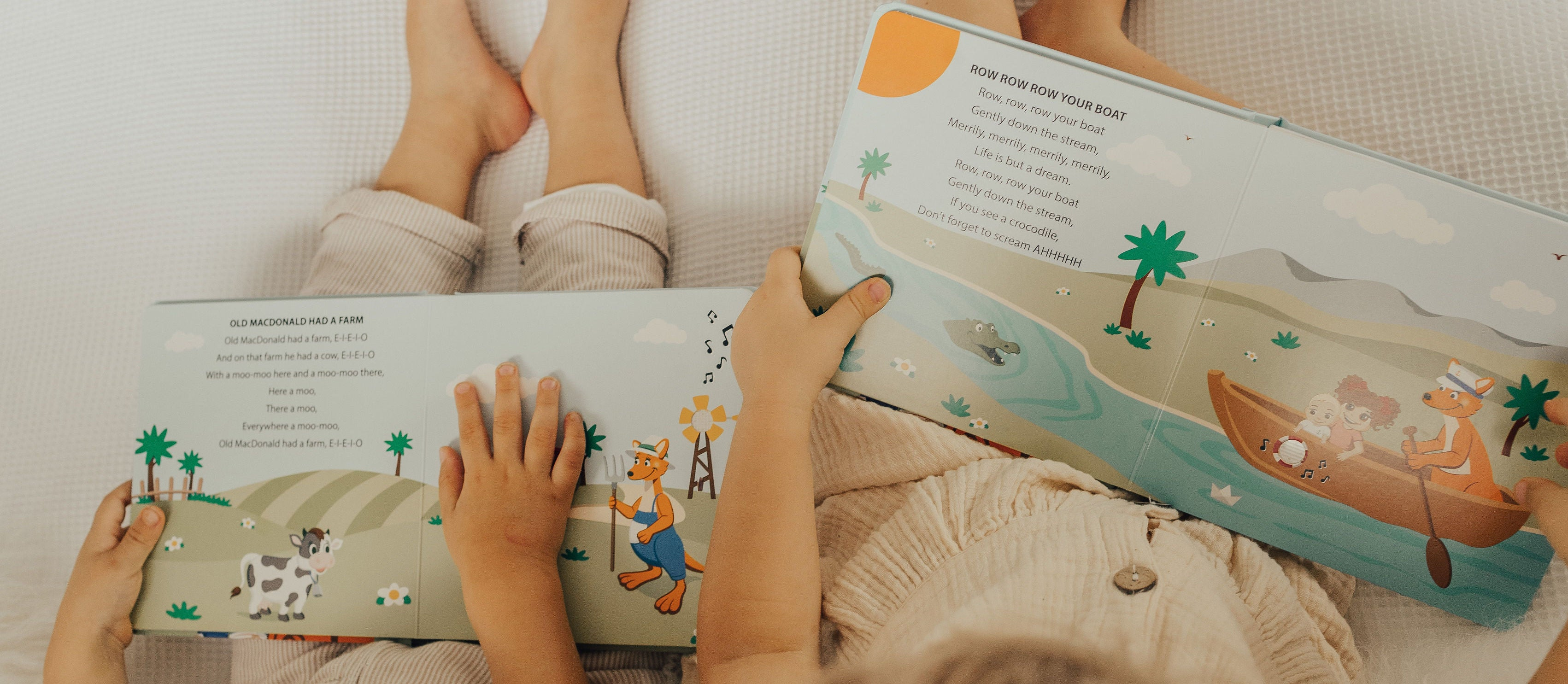 Mizzie sound book is another friend for your kids