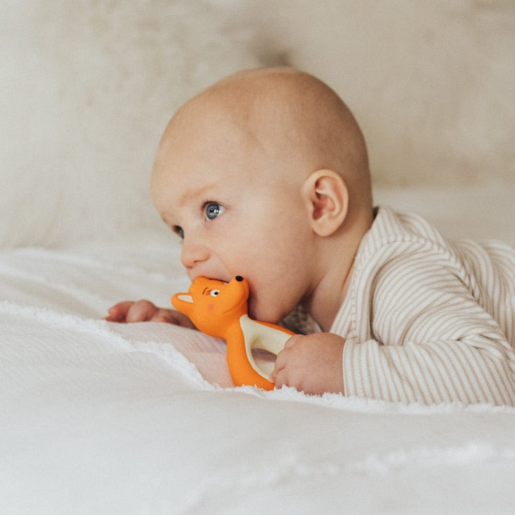 mini Mizzie - Wholesale 100% Natural Rubber Teether