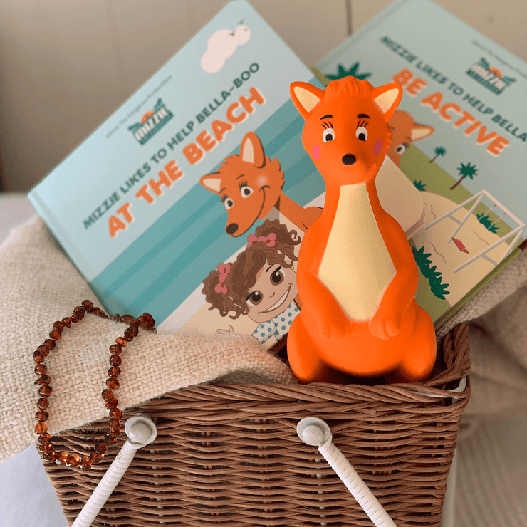 Deluxe Mizzie Baby Shower Gift Set