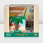 Mizzie the Kangaroo Toddler Learning Time Gift Pack front side view