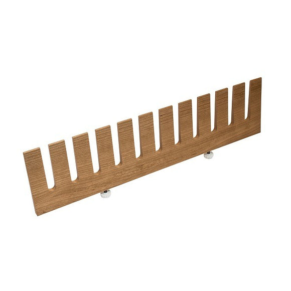 Hafele 556.87.550 Cherry Plate Rack for Base Plate -  Pro-edge HD