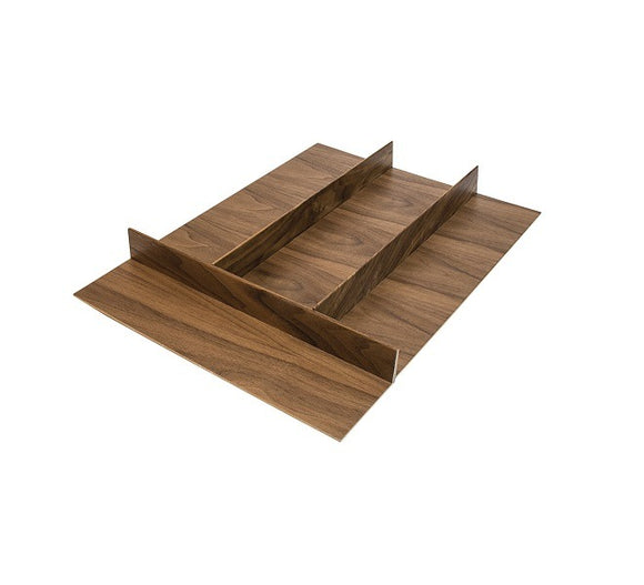 Hafele 556.87.6 Walnut Multipurpose Insert -  Pro-edge HD