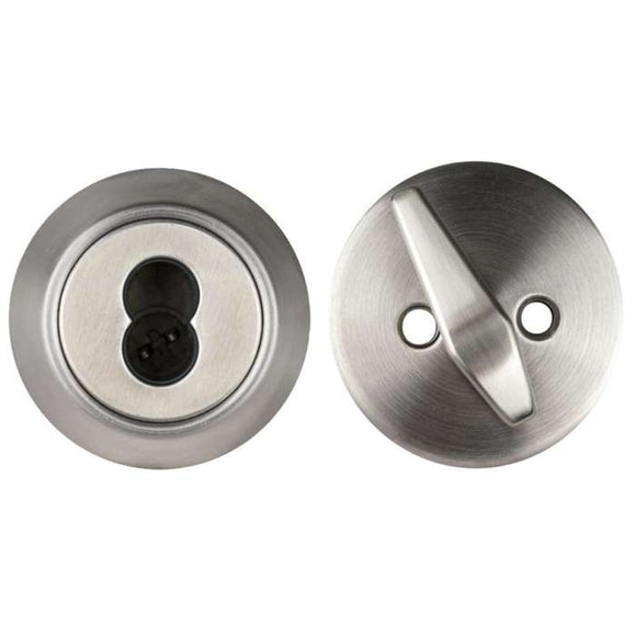 Grade 2 Cylindrical Deadbolt DB700 Series -  Pro-edge HD