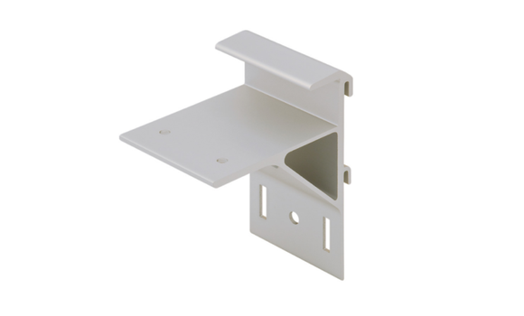 Hafele 792.02.060 Omni Track Small Shelf Bracket -  Pro-edge HD
