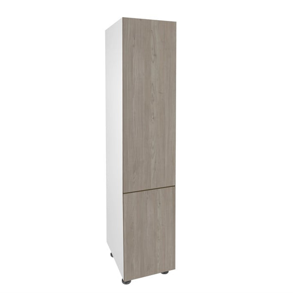 Nordic Grey Cambridge Pantry Cabinets