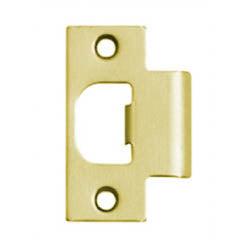 "1-1/4 "" x 2-3/4"" ""T"" Strike (Bright Brass) -  Pro-edge HD"