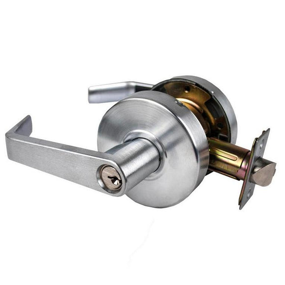 Grade 2 Cylindrical Lever DL-LSV Series -  Pro-edge HD