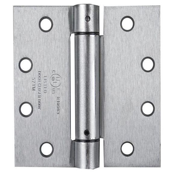 Commercial Full Mortise Spring Hinge 4.5x4 inches (Set of 2 or 3) -  Pro-edge HD
