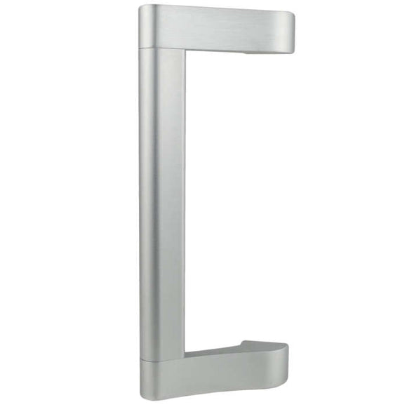 9 Inch Exit Device Pull Handle Door Accessory - Aluminum -  Pro-edge HD