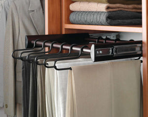 Hafele 805.58 Pants Rack Pull-Out -  Pro-edge HD
