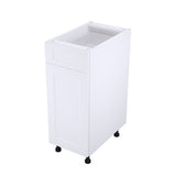 Shaker White Matte Cambridge Base Cabinets