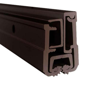 Full Surface Limited Frame Commercial Continuous Hinge -  Pro-edge HD