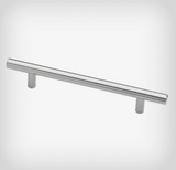 Wurth P01012PCC Chrome Steel Bar Pull