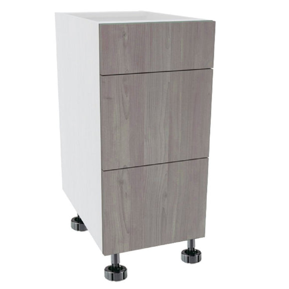 Nordic Grey Cambridge Drawer Base Cabinets
