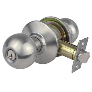Grade 2 Cylindrical Knob SVB Series -  Pro-edge HD