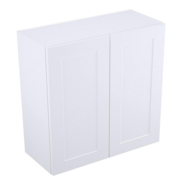 Shaker White Cambridge Blind Wall Cabinets