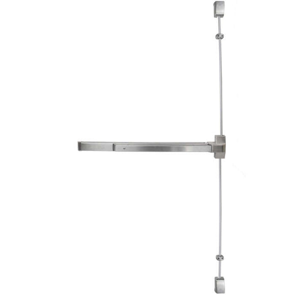 Grade 2 Exit Device Rim Surface with Vertical Rod TH1100EDSV Series -  Pro-edge HD