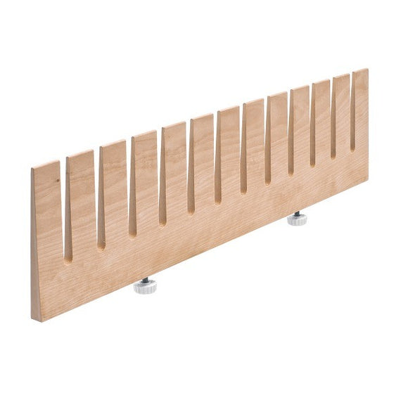 Hafele 556.87.950 Birch Plate Rack for Base Plate -  Pro-edge HD