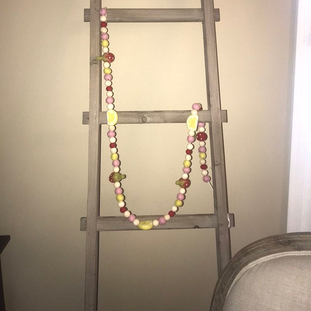 Suzanne's Strawberry Lemonade Garland