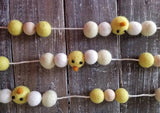 Yellow Chicks Garland