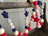 Forth of July Garland