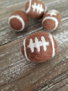 Felted Football