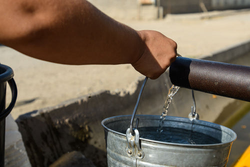 GIVE clean water: Share of a well
