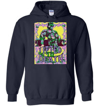 "Load image into Gallery viewer, Lifted To Death ""2020 KING - Dead Head Version"" Heavy Blend Hoodie"